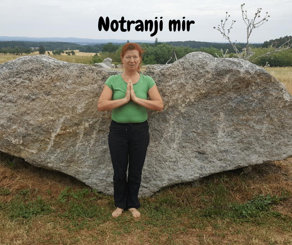 Notranji mir